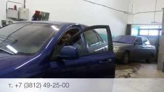 автоматическая тонировка (2 стекла) Chevrolet Lacetti в Омске