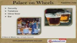 Deccan Odyssey by Palace On Wheels Tour, Jaipur