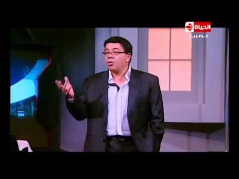 بني آدم شو- موسم 2013 - المستشار مرتضى منصور - الحلقة الـ 13-...