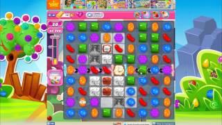 Candy Crush Saga Level 1228 (No Boosters)