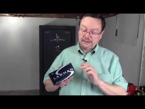 Speer Lawman 9mm 115 grain TMJ ammo review