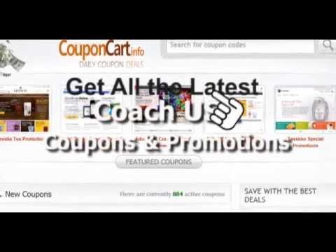 Coach USA Coupon  Coach USA Coupons, Promo Codes