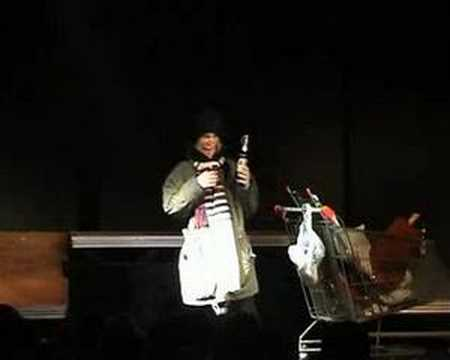 Exercices de style - Raymond Queneau 12-Ignorance - YouTube