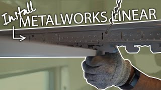Overview Metalworks Ceilings Installation | Linear | Armstrong Ceiling Solutions