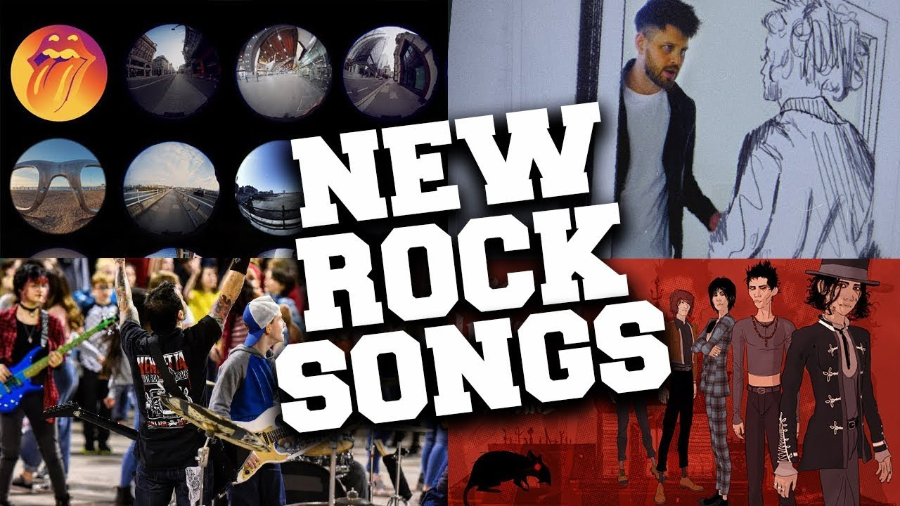 Top 20 New Rock Songs 2020 May Youtube