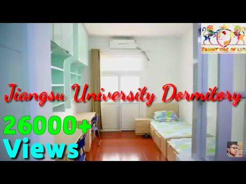 Students dormitory in China, Jiangsu University