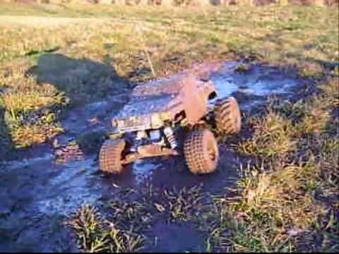 Traxxas  stamped xl-5 Rc.