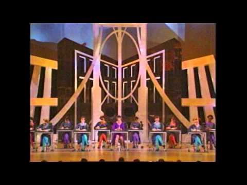 Thoroughly Modern Millie - 2002 Tony Awards