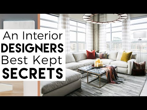 Apartment | Furniture Placement Ideas | Interior Design