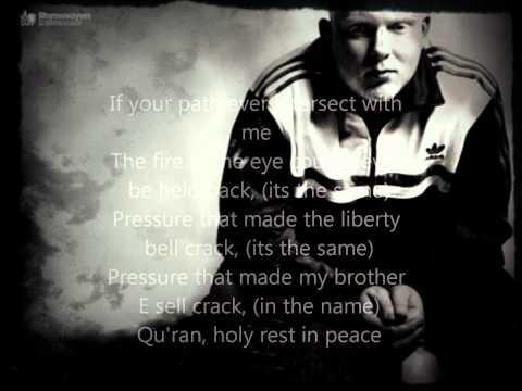 Brother Ali, Self Taught Lyrics Video