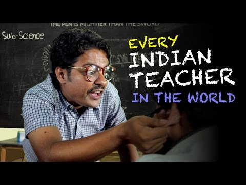Every Indian Teacher in the World thumbnail
