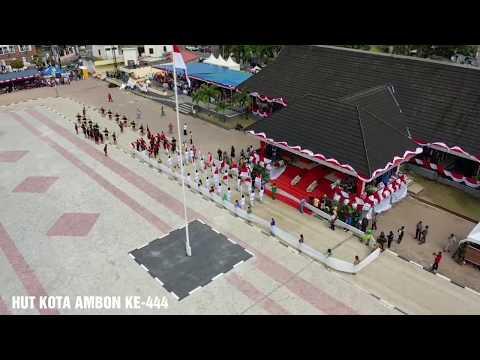 PASHA UNGU !!! Hut Kota Ambon - Beta Mati Rasa