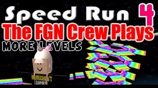 The FGN Crew Plays: ROBLOX - Speed Run 4 (PC)