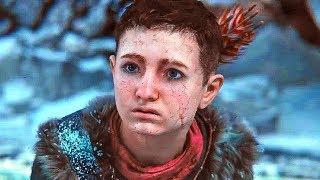 GOD OF WAR 4 Atreus Trailer (2018) PS4