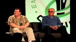 Adam West & Burt Ward - Emerald City Comic Con 2013