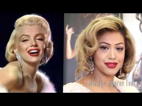 Teaser:  AsiaGlam Marilyn Monroe Inspired Makeup (Iconic Women)
