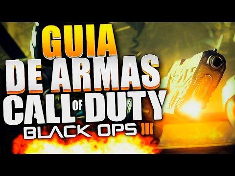 GUIA DE ARMAS Y MEJOR ARMA CALL OF DUTY BLACK OPS 3    n00bCOD