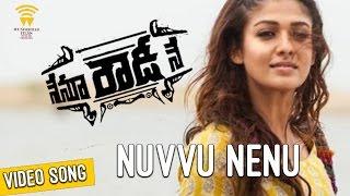 Cover images Nuvvu Nenu - Nenu Rowdy Ne | Video Song | Nayanthara,Vijay Sethupathi | Ranjith,Chinmayi | Anirudh