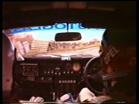 1986 Galway Rally. Coleman, McHale, Al Hajri