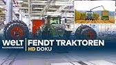 Traktor, Mähdrescher & Erntemaschinen - Das Fendt Landmaschinen-Werk | HD Doku