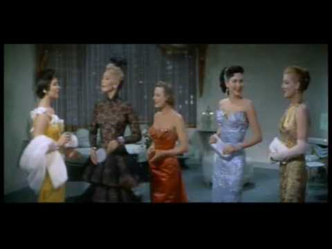 """Download Dolores Gray wears triple bouffant dress in """"The Opposite Sex"""""""