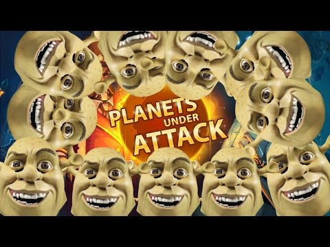 PLANETS UNDER ATTACK |
