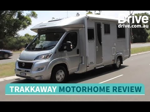 Trakkaway 700 Motorhome Review | Drive.com.au