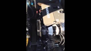 Nouveau moteur Yanmar 6BY3-220 sur bateau sauvetage La Tour-de-Peilz