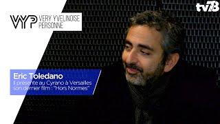 """VYP. Eric Tolédano présente au Cyrano à Versailles son dernier film : """"Hors Normes"""""""