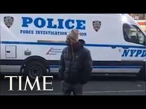 New York City Police Officers Fatally Shot A Man After Mistaking A Pipe For A Gun | TIME