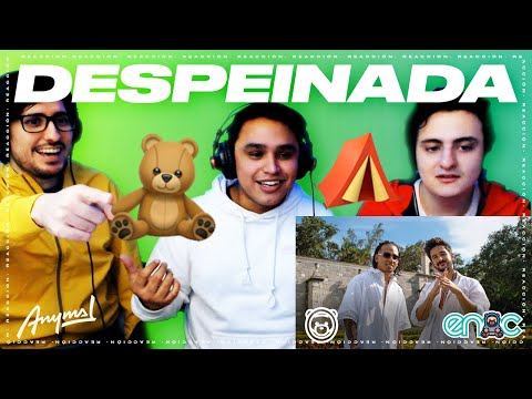 [Reacción] Ozuna x Camilo – Despeinada (Official Music Video) | ANYMAL LIVE 🔴