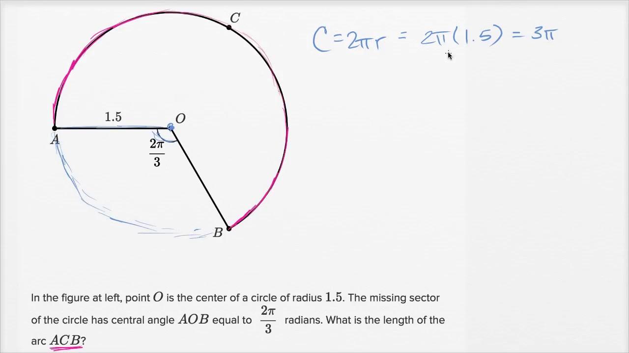 Circle theorems — Harder example