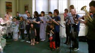 """Flowers will Bloom"" performed at Japan Fair! on 7th June 2015 in G..."