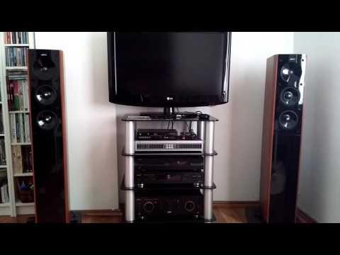 Fx audio tube-01 preamp sound test
