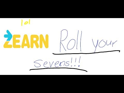 Zearn - Roll your sevens (lol)