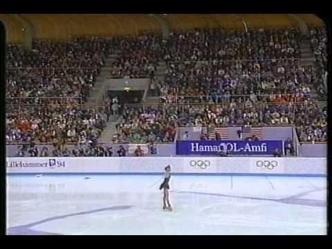 Oksana Baiul (UKR) - 1994 Lillehammer, Figure Skating, Ladies