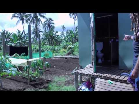 Chris Paquette Tongan house tour