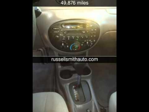 2002 Ford Escort Fleet Standard Used Cars - Fort Worth,Texas - 2014-02-22