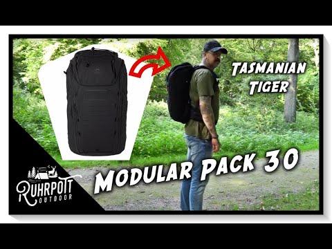 "Tools & Gear - Tasmanian Tiger ""Modular Pack"" - Rucksack Review"