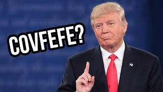 Celebs & The Internet React To Trump's 'Covfefe' Typo