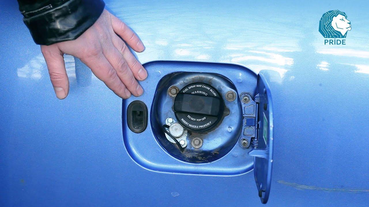Отзыв по установке ГБО PRIDE AEB на автомобиль Фольксваген Гольф Плюс.ГБО 4 5 поколения Прай
