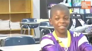 Banned youth football player Demias Jimerson highschool highlights