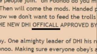 DHI Drama: Mucha Went Full Retard