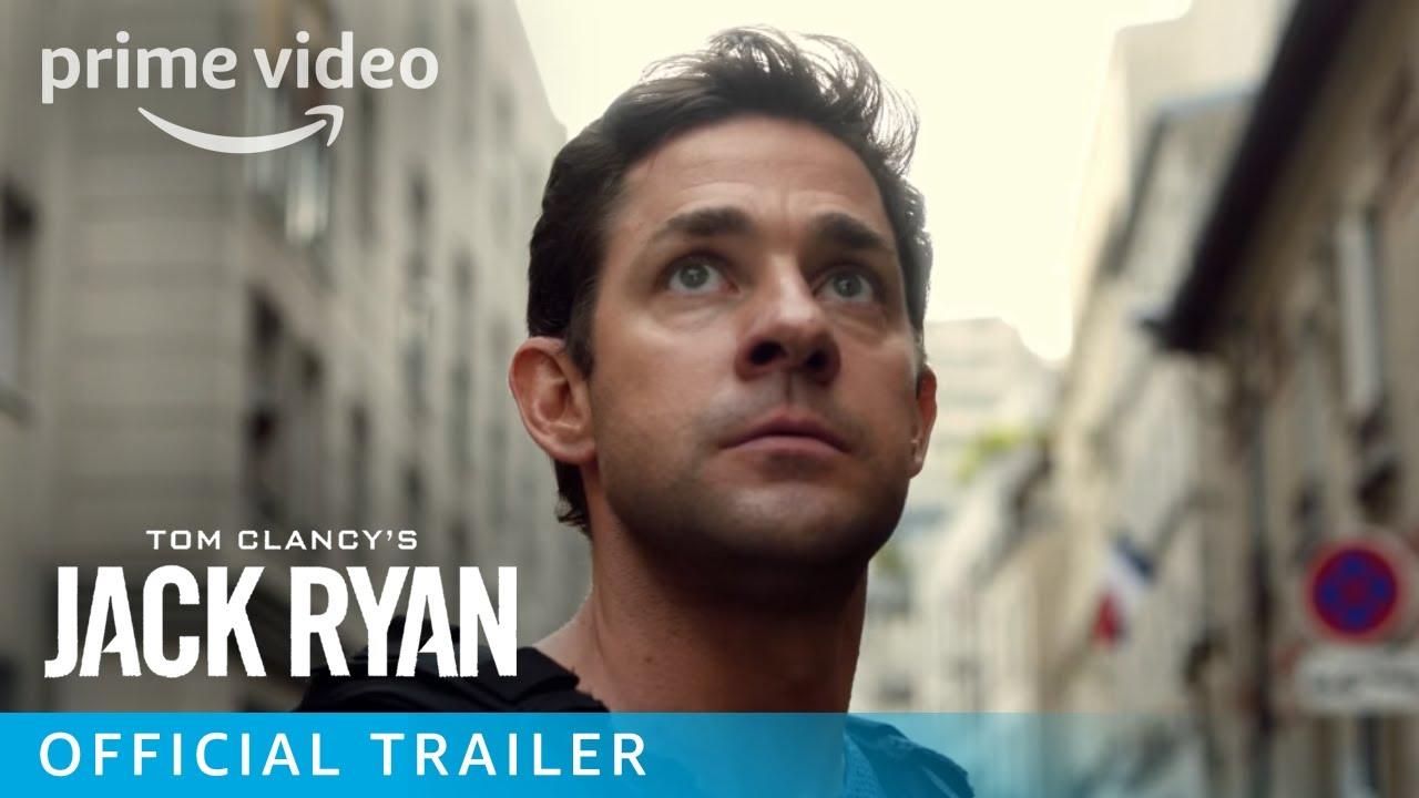 Download Tom Clancy's Jack Ryan – Official Trailer | Prime Video