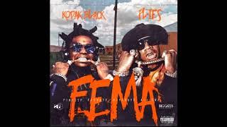 kodak black feat. plies too much money (fast )