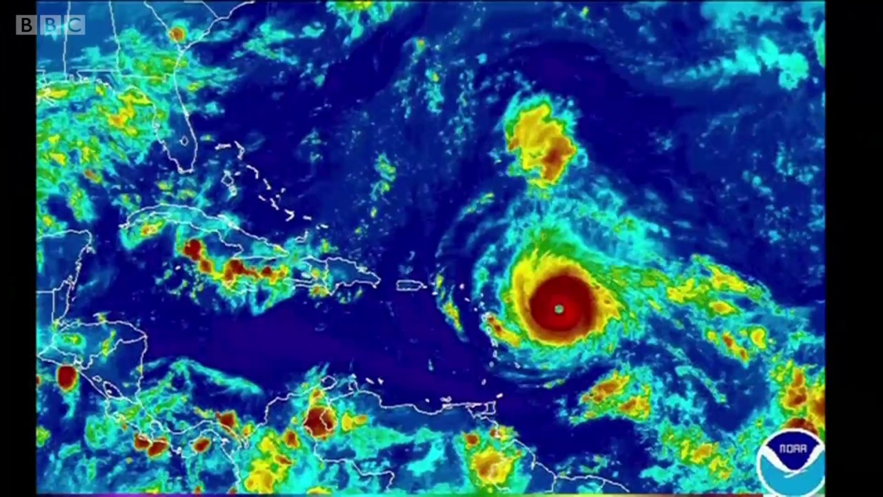 hurrican irma teaches some different words for tropical storms youtube