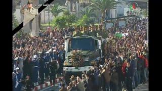 La muerte del general Ahmed Gaid Salah, clave en la crisis argelina
