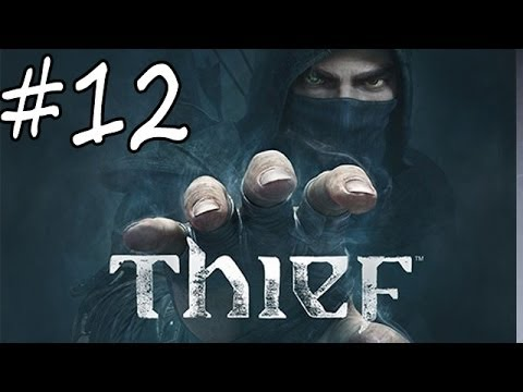 Thief Chapter 5 The Forsaken - Search For the Asylum Records Walkthrough part 12