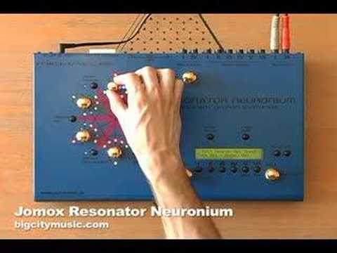 Jomox Resonator Neuronium Pt 1 with Mike