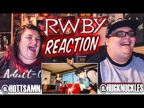RWBY Volume 5: Chapter 3 - Unforeseen Complications REACTION!!